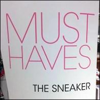 Macys Must Have Spring Sneakers Display