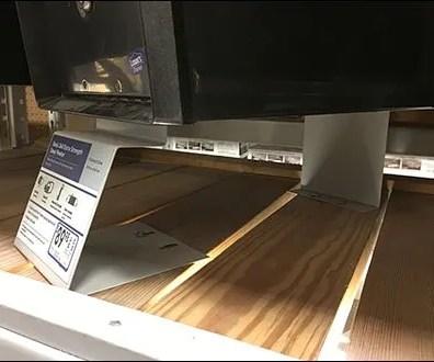 Mailbox Shelf-Top Kickstand 3