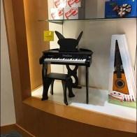 Neiman Marcus Baby Grand Piano for Boys