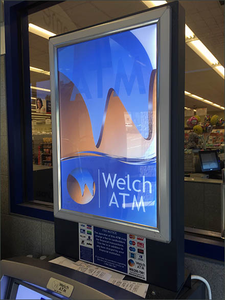 Rite Aid Welch Entry ATM 3