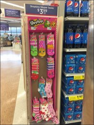 Slipper Socks PowerWing By Shopkins