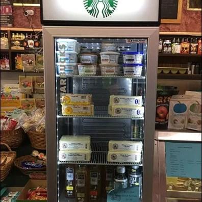 StarBucks Cooler Cheese Repurposing 2