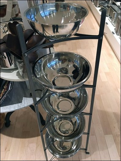 Williams Sonoma Mixing Bowl Tower 2