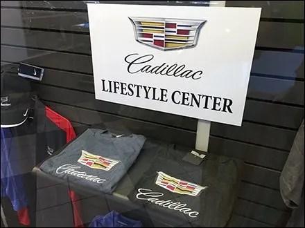 Cadillac LifeStyle T-Shirt Cross Sells