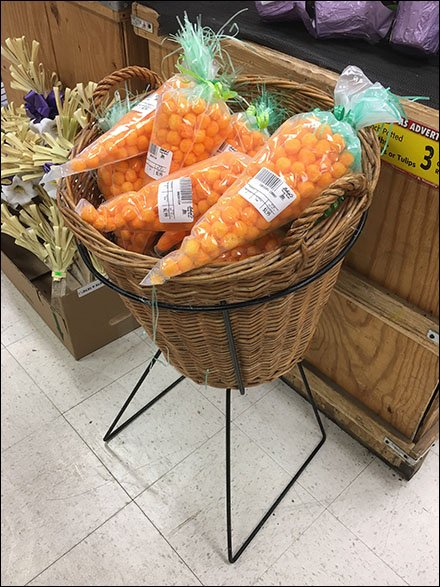 Cheese Puff Wicker Carrot Pack 3