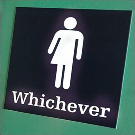 Restroom Amenities And Retail Fixtures - Yelp To Find Gender Neutral Restrooms Image Courtesy of Getty
