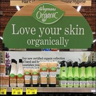 Love Your Skin Organic Endcap