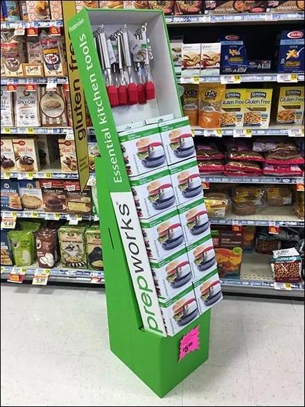 Essential Kitchen Utensil Grocery Retailing