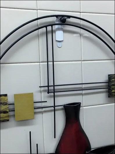 Restroom Wall Art Design 2