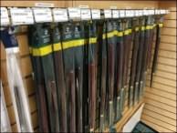 Metal Plate Scan Hooks For Wood Slatwall