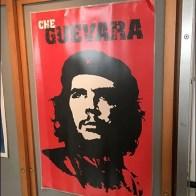 Wall of Wood Poster Bulk Bins At Spy Museum