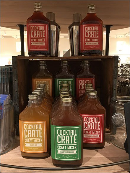 Shop Local for Cocktail Mixer By Craft Crate