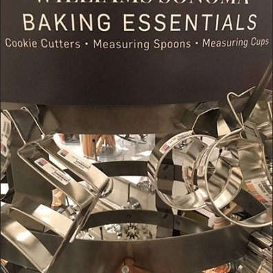 Williams Sonoma Cookie Cutter Spinner Rack