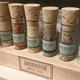 Jacobsen Branded Salt Selection