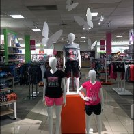 Cardboard Cutout Butterflies Take Flight at JCPenney