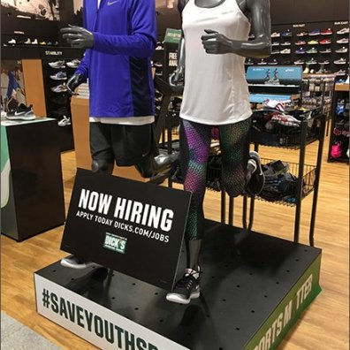 Dicks Sporting Goods Deploys Athleisure Hiring