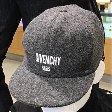 Givenchy Baseball Cap Goes Big League At Saks