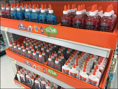 Glue Endcap Category Definition
