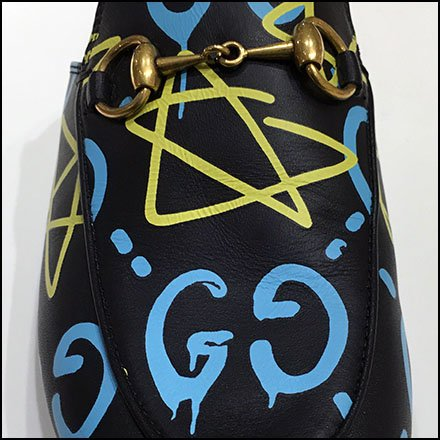Gucci Graffiti Branded Merchandising