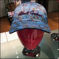 Robert Graham Baseball Cap Merchandising Feature