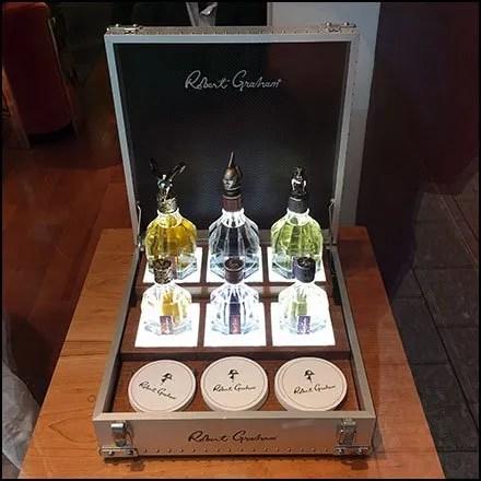 Robert Graham Fragrance Tester Travel Case