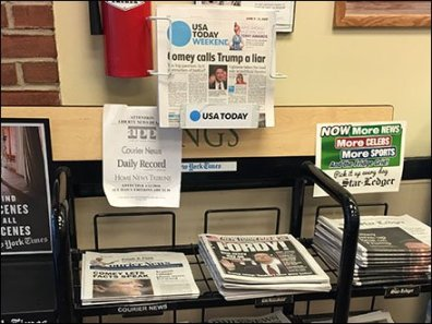How To Sell Newspapers Above The Fold