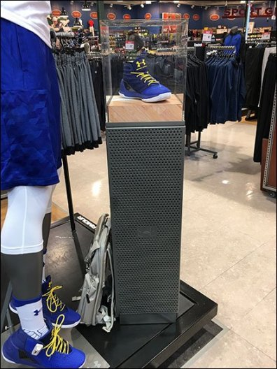 Under Armour Perforated Pedestal