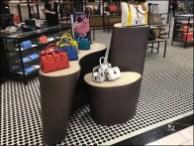 Coach Curvilinear Island Pedestals At Macy's