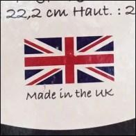 English Garden Flowerpots Made In UK