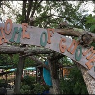 Home of The Gnomes Garden Center Branding