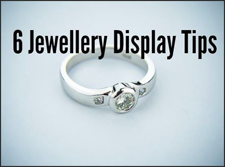 Fashion Jewelry Store Fixtures - 6 Tips For Attractive Jewelry Displays