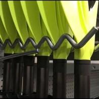 Undulating Arm Hooks - Kayak Paddle Bar-Mount Undulating Utility Hooks