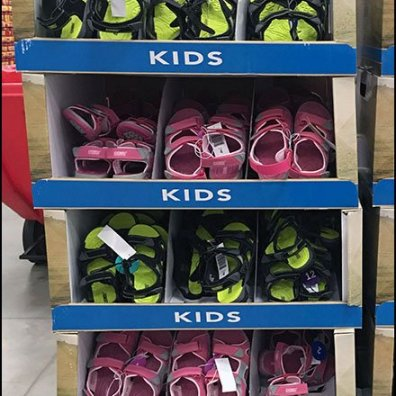 Kids All Terrain Sandals For All