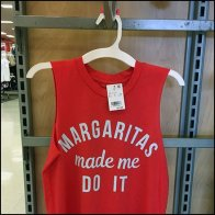 Margaritas Made Me Do It Summer Apparel Feature