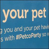 Share Pet Party Festivities #PetcoParty Hashtag