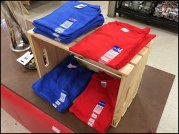 T-Shirt Wood Crate Merchandising 2