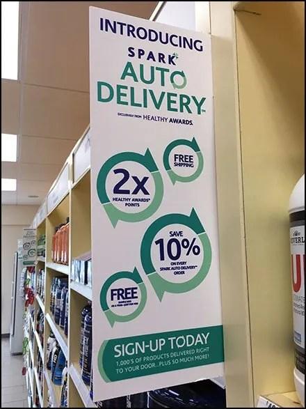 Auto-Delivery Aisle Violator And More