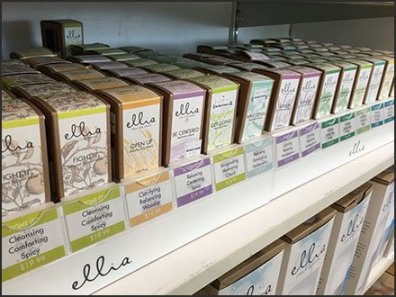 Ellia Color Coded Scents At Shelf Edge 3