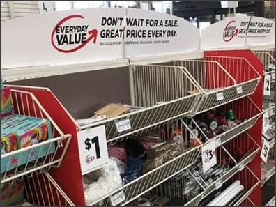 Endless Aisle of Endless Basket Value