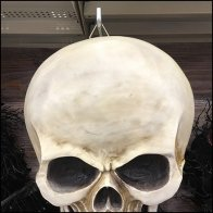 How To Hook A Halloween Skull Feature