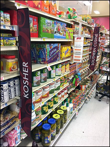 Kosher Category Definition Aisle Violator