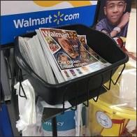 Online Order Pickup Literature Holder Tote