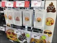 Slatwire Grid Emoji Accessories Merchandising 3