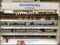 Aromatherapy Tester Lineup At Vitamin Shoppe