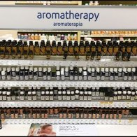 Aromatherapy Tester Lineup At Vitamin Shoppe