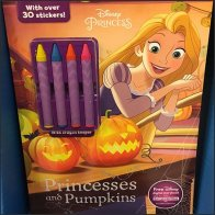 Disney In-Aisle Halloween Fun Merchandising Feature