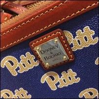 Dooney & Bourke Purse Branding for Pitt