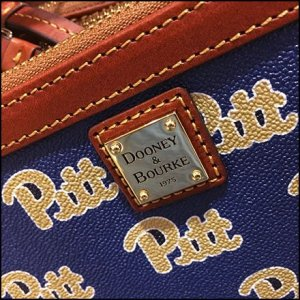 Dooney & Bourke Purse Branding for Pitt