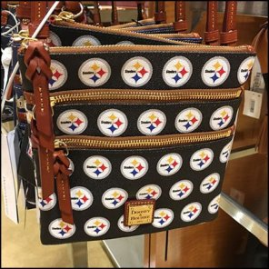 Dooney & Bourke T-Stand for PSU and Pittsburg