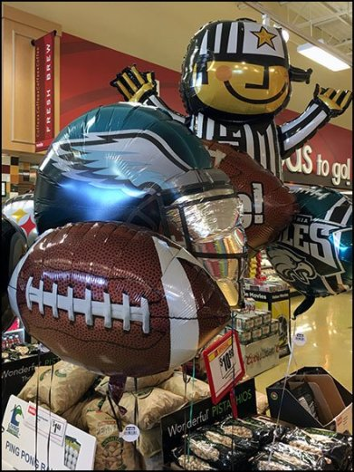 Football Party Inflatables 2